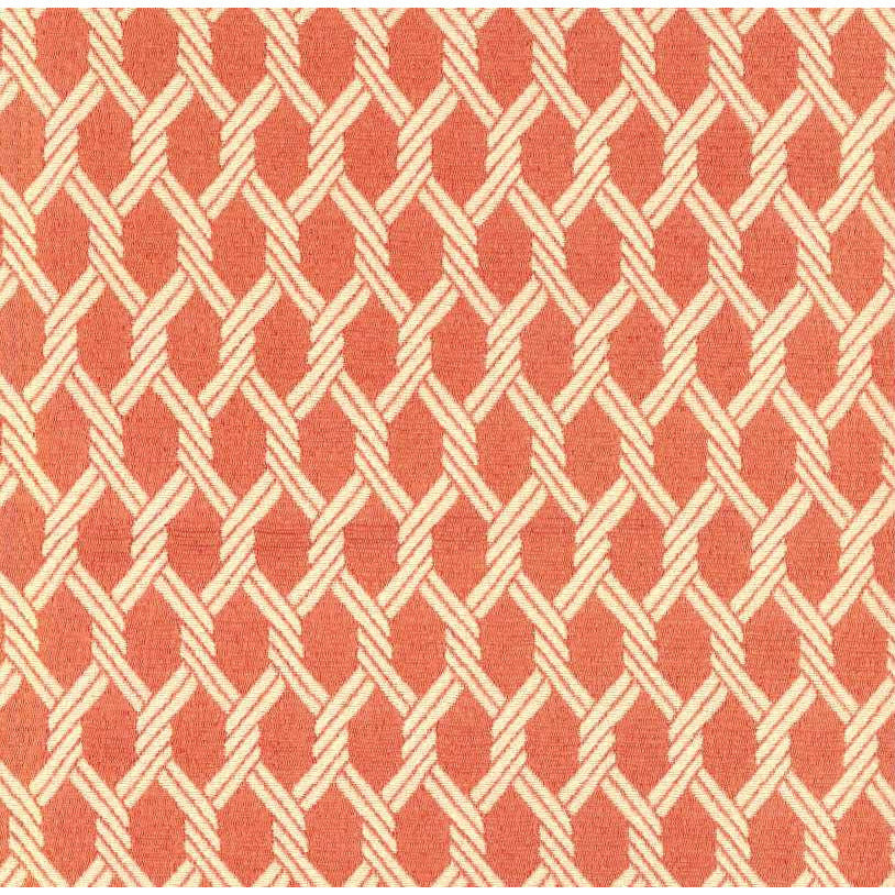P Kaufmann Reel It In Coral Reef Jacquard Fabric - charlestonfabrics.com