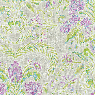 900062 Ara Heather Srd Pk Lifestyles Fabric - charlestonfabrics.com