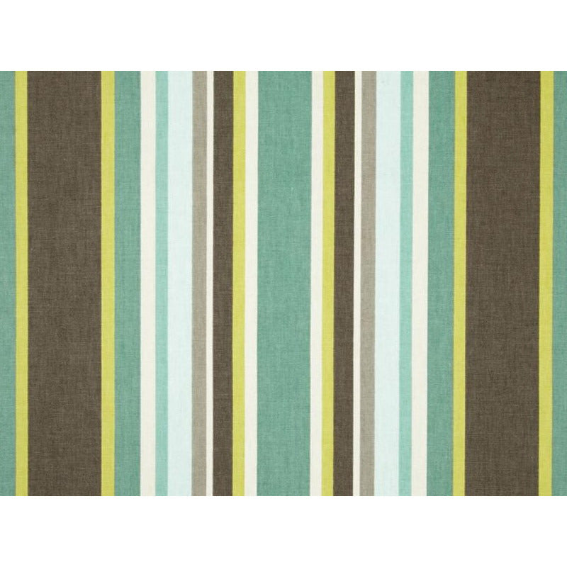 Covington Cameron Stripe Surf Stripes Fabric - charlestonfabrics.com