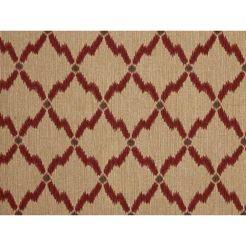 Magnolia Fabric Home Fashions Kingston Santa Fe Geometric Fabric - charlestonfabrics.com