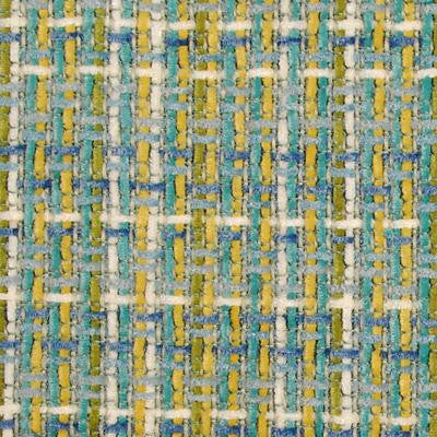 Maka, Aqua Pattern 71045-19 Duralee Contemporary Fabrics - Fabric Offer