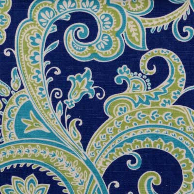 Blue/turquoise Pattern 72084-41 Duralee Contemporary Fabrics - Fabric Offer