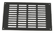 1049 Oasis Faceplate 7 x 12 Grill Black Anodized