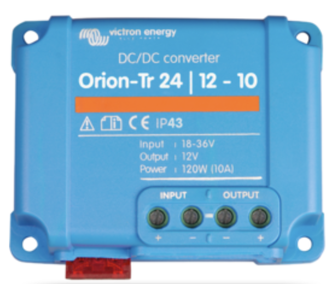 Victron 24 to 12 Volt DC Converter 30A