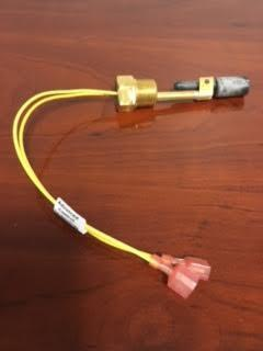 Brass Float Switch with connectors ELE-800-002