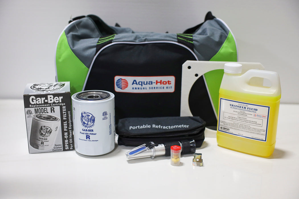 Annual Service Kit - Green