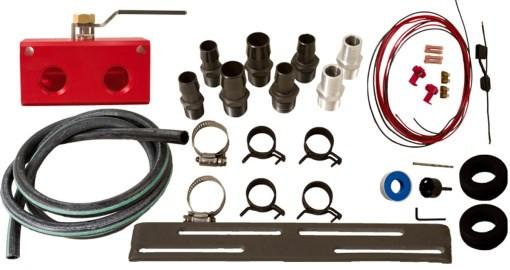 UTV/ RTV Cab Heater installation Kit