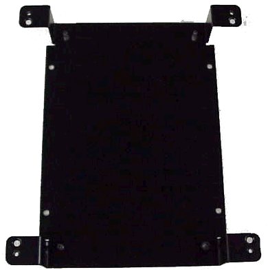 P.C. Board Enclosure Back Mounting Bracket