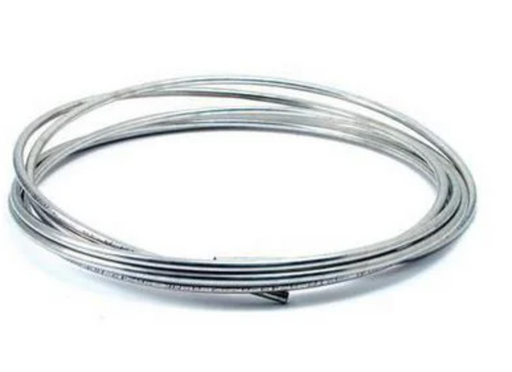 Tube, Supply Fuel Line Assembly 1/4 in Steel