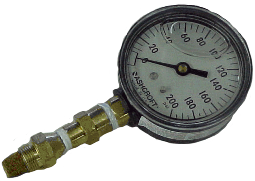 Webasto Fuel Pressure Gauge Kit