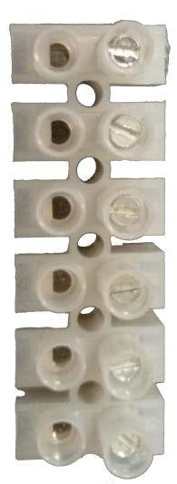 Webasto Thermostat 6-Way Terminal Block