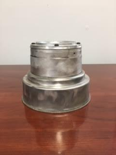 Combustion Chamber Air Swirler DISC - USE: WPX-265-53A