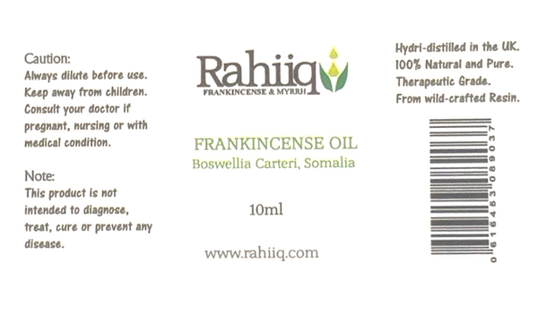 10ml Frankincense Essential Oil
