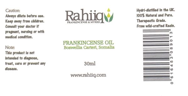 30ml Frankincense Essential Oil