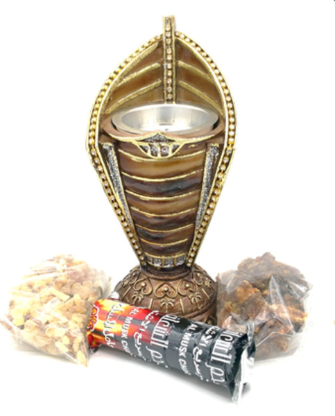 Incense Burner Bundle