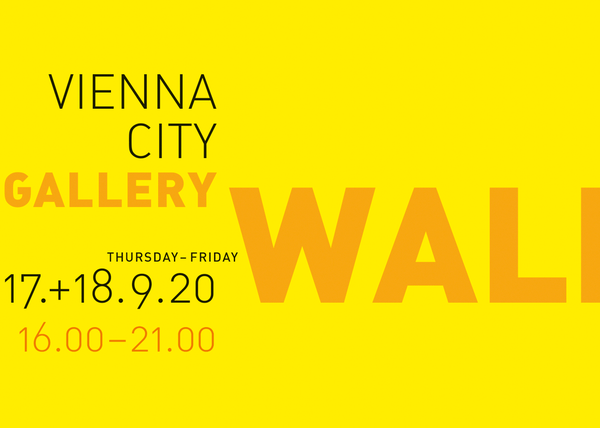 Vienna City Gallery Walk