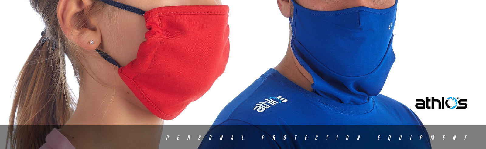 Athlos Protective Face Covers