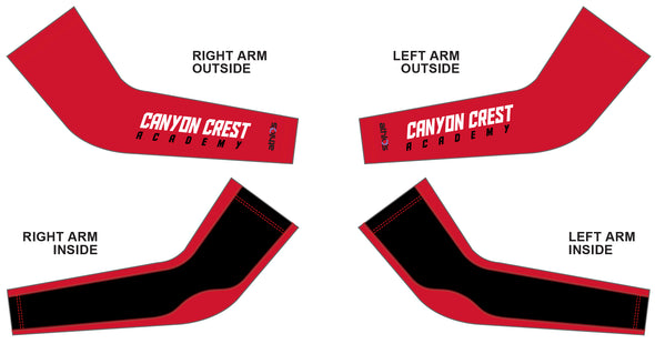 Chase Arm Warmer - Canyon Crest Academy