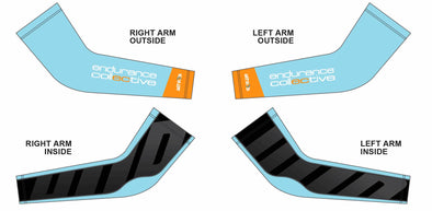 Chase Arm Warmer - Team DDP