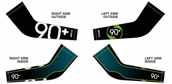 Chase Arm Warmer Lite  - 90+ Cycling