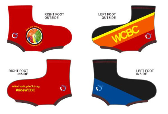 Chase Shoe Cover - WCBC