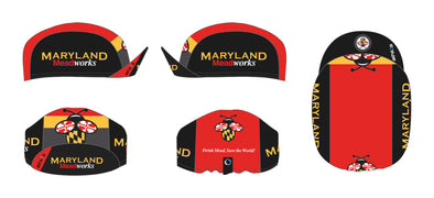 Chase Cycling Cap - Maryland Meadworks
