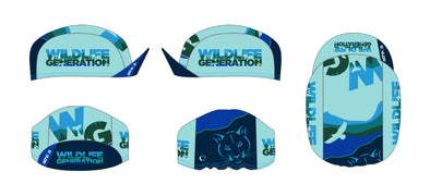 Chase Cycling Cap - Wildlife Generation Pro Cycling