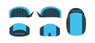 Chase Cycling Cap - Twisted Cog