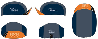 Chase Cycling Cap - GSG