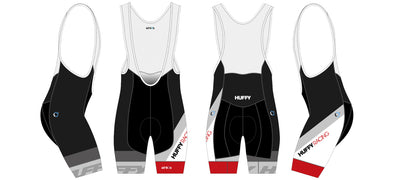 Split-Zero Bib-Short Men's - Huffy Racing