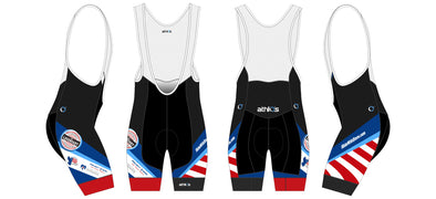 Split-Zero Bib-Short Men's - Steve Hughes