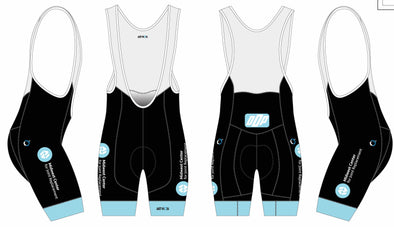 Split-Zero Bib-Short Men's - Team DDP