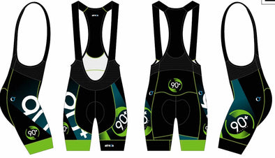Split-Zero Bib-Short Men's  - 90+ Cycling