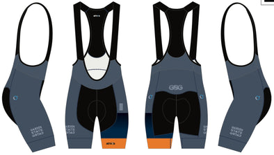 Copy of Split-Zero Bib-Short Men's  - GSG