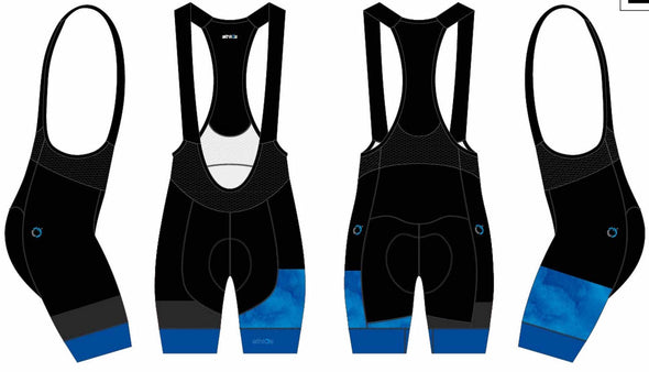 Split-Zero Bib-Short Men's