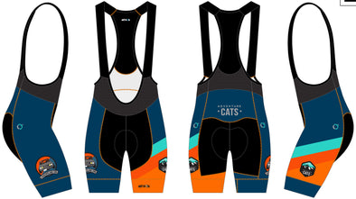 Split-Zero Bib-Short Men's  - Chad Copeland
