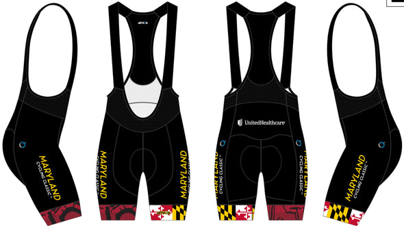 Maryland Cycling Classic Bib-Short - Men's Competitive/Race