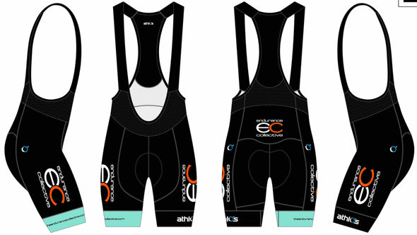 Split-Zero Bib-Short Men's  - Endurance Collective