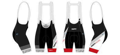 Breakaway Bib-Short Women's - Huffy Racing