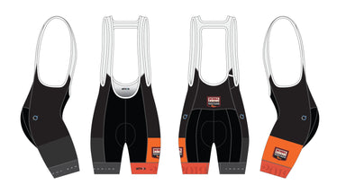 Split-Zero Bib-Short Women's - Bubba Trophy Series