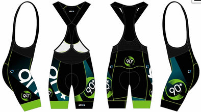 Split-Zero Bib-Short Women's - 90+ Cycling