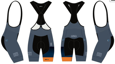 Split-Zero Bib-Short Women's - GSG
