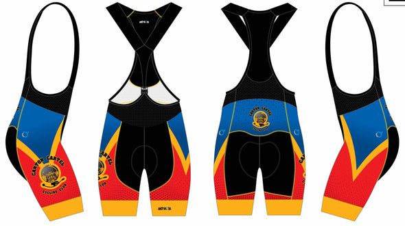 Split-Zero Bib-Short Women's - Canton Cartel