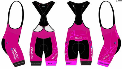 Split-Zero Bib-Short Women's - DELL FORESCOUT