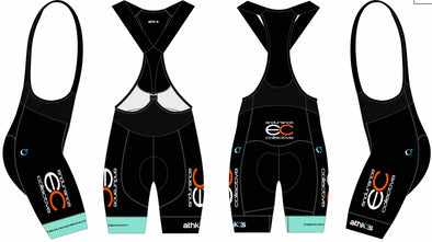 Split-Zero Bib-Short Women's - Endurance Collective