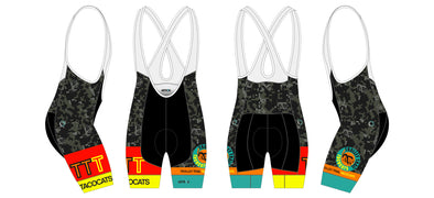 Squad One Bib-Short Women's - Trolley Trail Tacocats