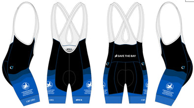Squad One Bib-Short Women's - Chesapeake Bay Foundation