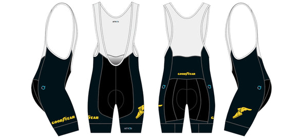 Breakaway Bib-Short Men's - Goodyear Corporate Store