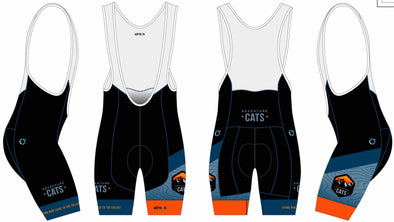 Breakaway Bib-Short Men's - Adventure Cats