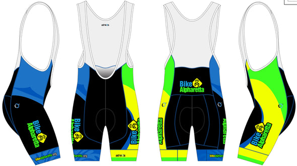Breakaway Bib-Short Men's - Bike Alpharetta